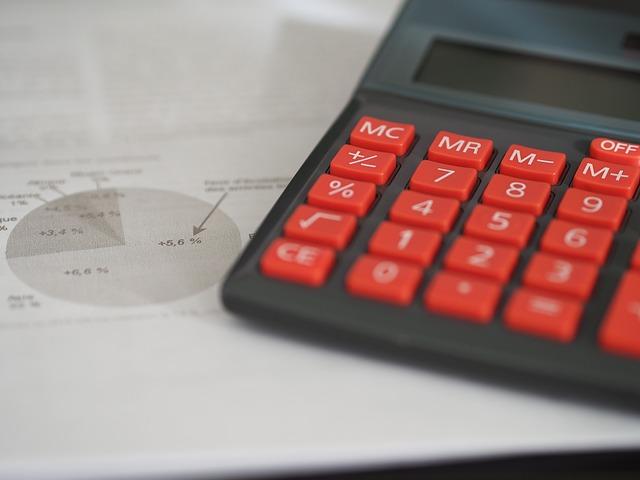 kalkulačka na grafu