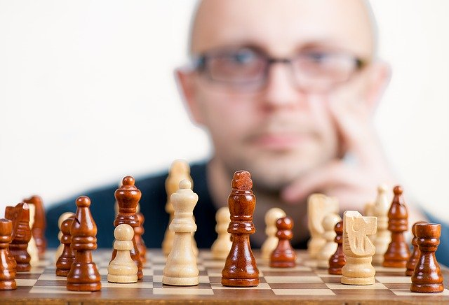 Šachy jsou také strategické